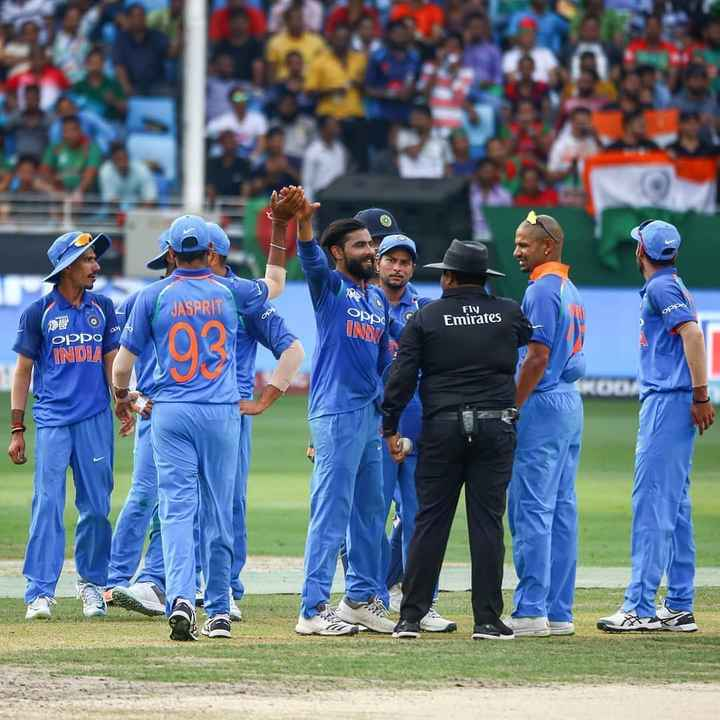 IND vs BAN (Asia Cup) - JASPRIT Oppc OPPS Fly Emirates A . орро INDIA  - ShareChat