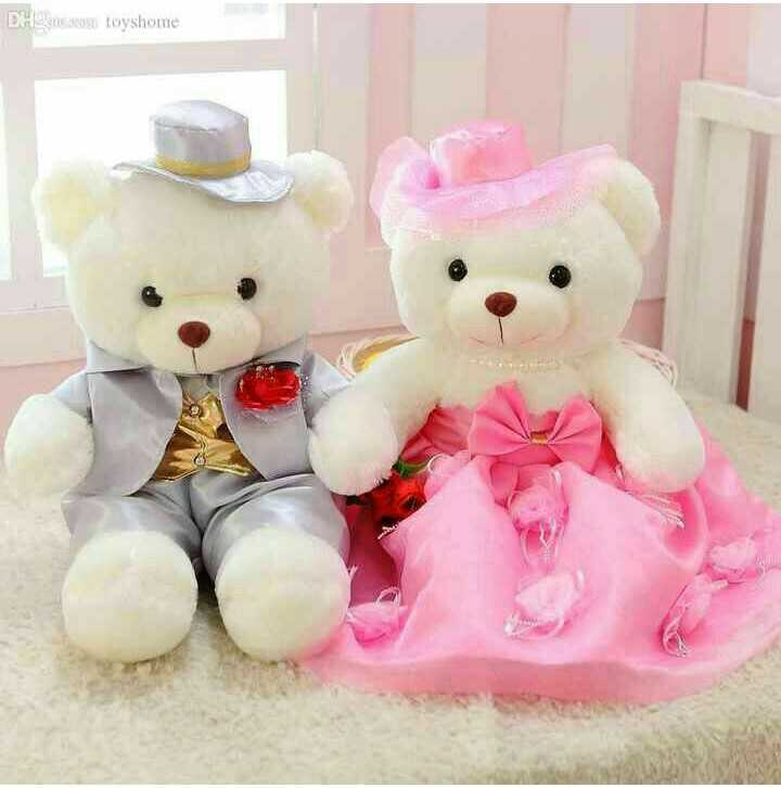 Teddy Lover - DHL toyshome  - ShareChat