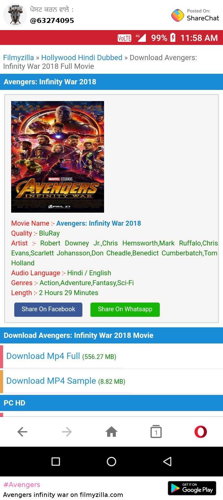 avengers age of ultron download in hindi filmyzilla
